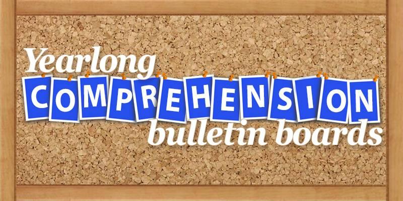 Maintain Yearlong Reading Bulletin Boards