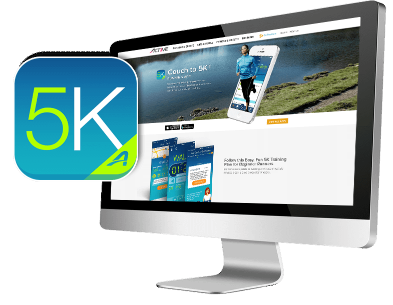 Couch to 5K Mobile App