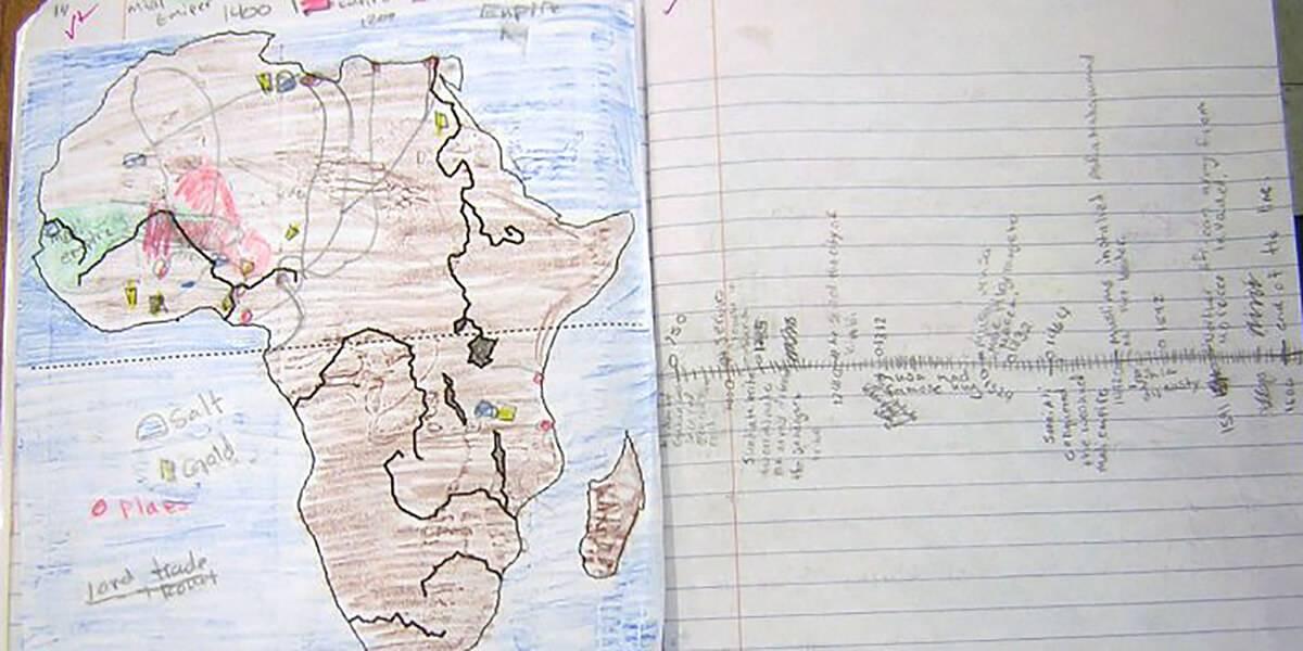 Tweak the Purposes & Uses of Content-Area Notebooks