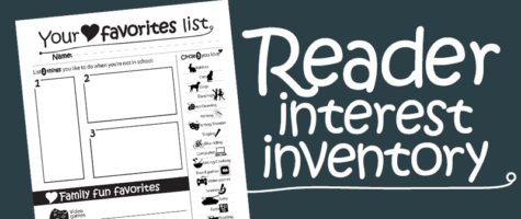 Interest Inventories for Your Readers